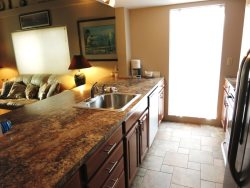 Dock Of The Bay 308 - Main Level - Granite Counter Tops